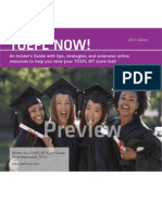 39421688 TOEFL Now eBook 2011 Edition Preview