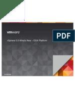 vSphere 5.0 What's New - ESXi Platform