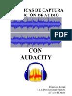 PDF Practicas de Audacity Por Sesiones