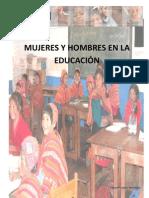 Mujeres Hombres Educacion 2006