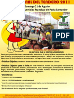 Dia Nacional Del Tendero 2011