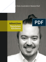 Two Asian Kitchens by Adam Liaw Cookbook Sample Recipes