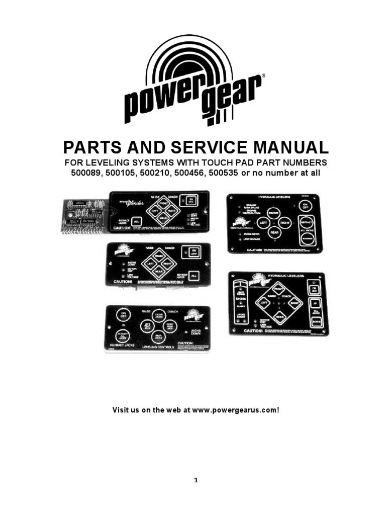 Power Gear Leveler