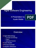 Agile vs Plan Driven