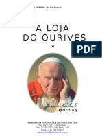 A Loja do Ourives - Book do Patrocinador