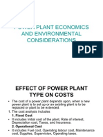 8.Power Plant Economics