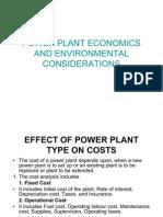 8.Power Plant Economics