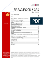 Asia Pacific Oil & Gas Newsletter - August 2010[1]