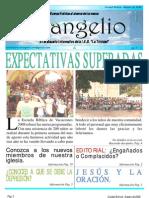 Mensuario Evangelio Agosto de 2008