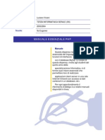 Manuale Essenziale PHP