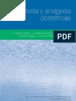 Anestesia y Analgesia Obstétrica