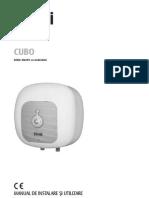 7432 Manual Tehnic CUBO Ro