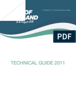 Technical Guide 2011