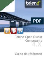 TalendOpenStudio Components RG 42a FR