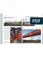 Press | Roche sur Yon footbridge | Juin-2011_ACIER_n3_p58-59