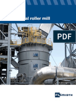 OK Vertical Roller Mill