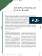 Enfermedades de transmisión sexual. Actualización en su abordaje - IT del SNS - 2007