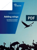 Adding Wings - An Industry in Transition, Powered by Innovation
