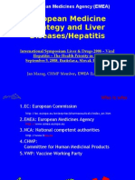 European Medicine Strategy and Liver Diseases Mazag 5