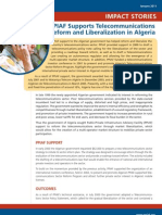 Algeria Telecom Impact Story