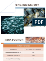 Indian Fishing Industry