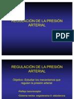 06- REGULACIÓN DE LA PRESIÓN ARTERIAL