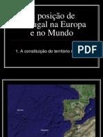 1 Constituição do território nacional