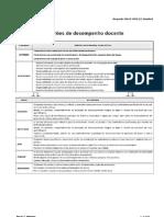 PADRÕES DESEMPENHO DOCENTE [DESPACHO 16034-2004] (RP)