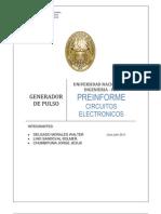 GENERADOR DE PULSO