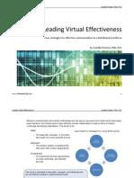 Go to Meeting Collab AIM Virtual Effectiveness