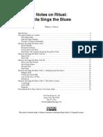 Ritual in Sita Sings the Blues