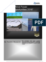Canada Wind Power Market Opportunities 2016_Sample1
