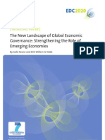 Emerging Economics and Economic Governance