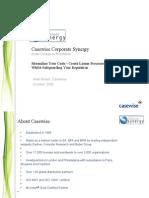 Casewise - Synergy BPM Presentation