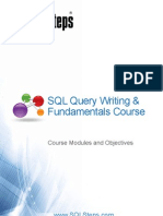 SQL Query Writing & Fundamentals - Content