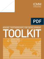 Manual de minería MPD Toolkit