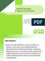 Health system Moldova