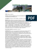 Artigo - Agua de Bebedouro - Francilio