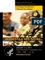 2011 ORR National Consultation Program Agenda