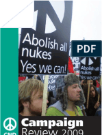 CND Campaign Review 2009