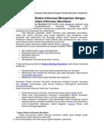Perbedaan Sistem Informasi Manajemen Dengan Sistem Informasi Akuntansi