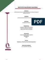 Manual Del Tutorial Proteus