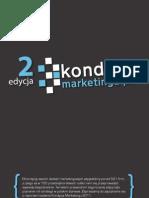 Raport Kondycja Marketingu 2011