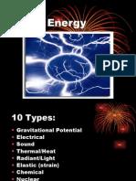 Energy Types