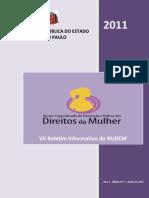 Boletim Informativo - nº 07 - junho de 2011