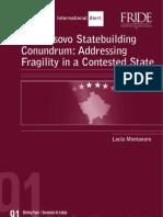 WP91 Lucia Montanaro Kosovo State Building Conundrum 3dic[1]