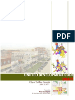 Griffin Unified Development Code Draft