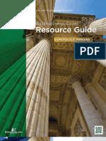 2011 Policy Maker Resource Guide PNNL-SA-81023 Screen