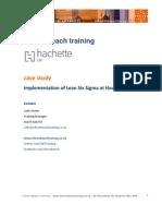 Lean Six Sigma Case Study Download