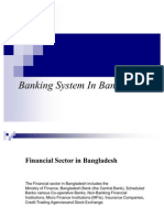 Presentation on Banking System in Bangladesh (Law of Practice in Babkind